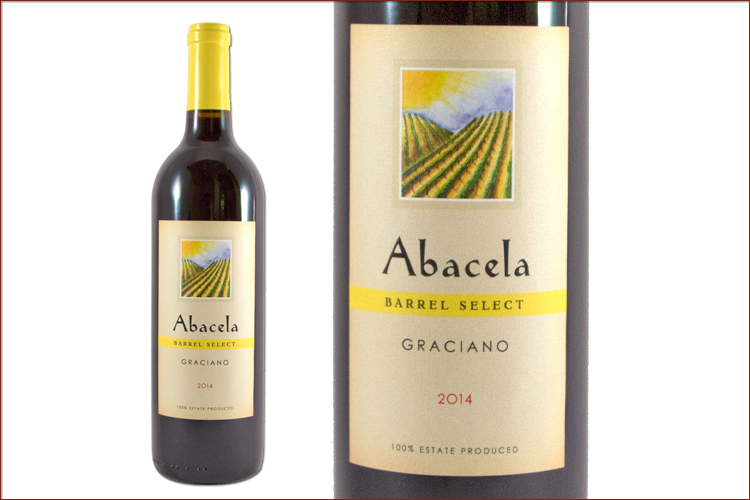Abacela 2014 Barrel Select Graciano