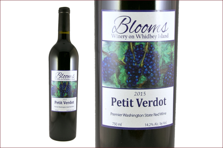 Blooms Winery 2015 Petit Verdot