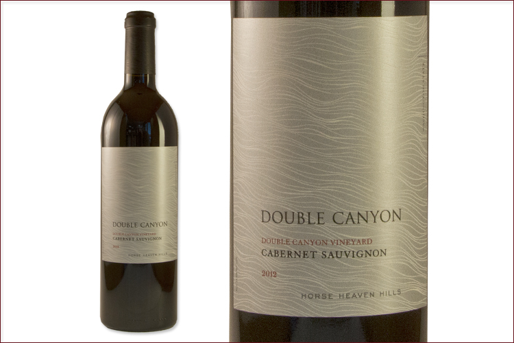 Double Canyon 2012 Cabernet Sauvignon