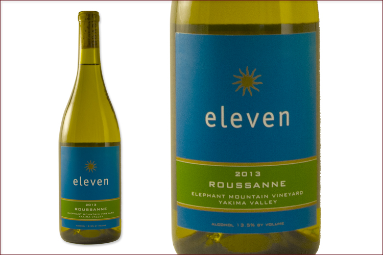 Eleven Winery 2013 Rousanne