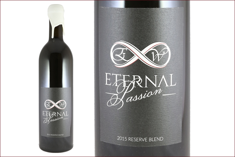 Eternal Wines 2015 Eternal Passion