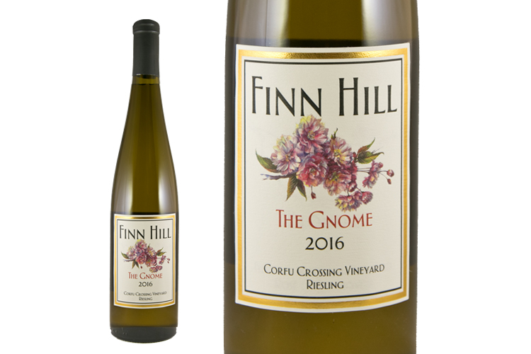 "Finn Hill Winery 2016 ""The Gnome"" Riesling"