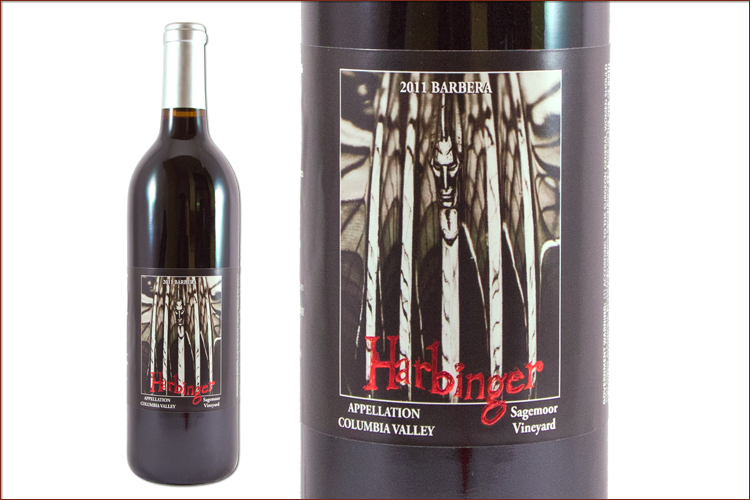 Harbinger Winery 2011 Barbera