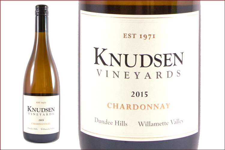 Knudsen Vineyards 2015 Chardonnay