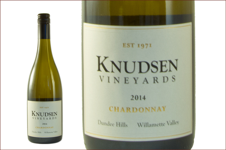 Knudsen Vineyards 2014 Chardonnay