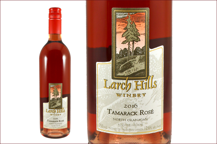 Larch Hills Winery 2016 Tamarack Rosé
