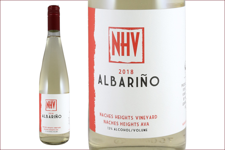 Naches Heights Vineyard 2018 Albarino