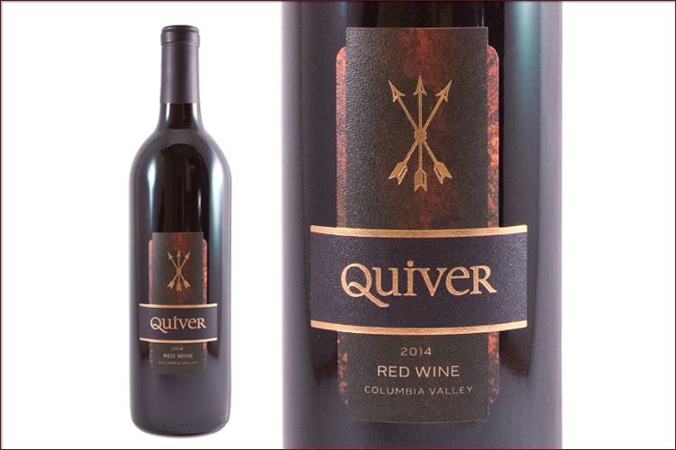 Stave & Stone Winery 2014 Quiver Red Wine
