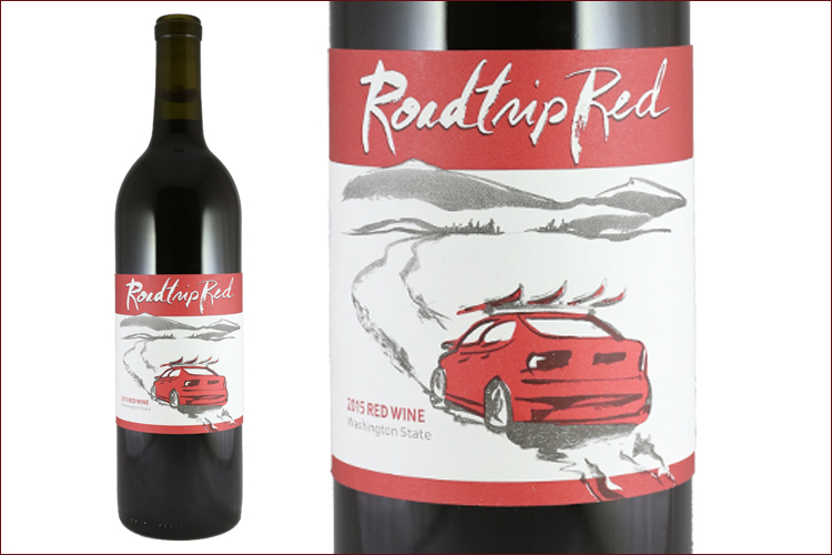 Welcome Road Winery 2015 Roadtrip Red