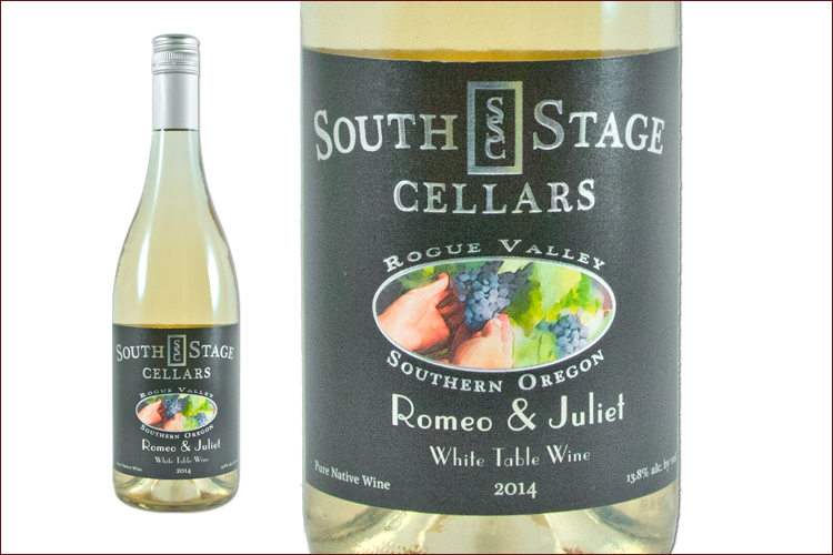 South Stage Cellars 2014 Romeo & Juliet