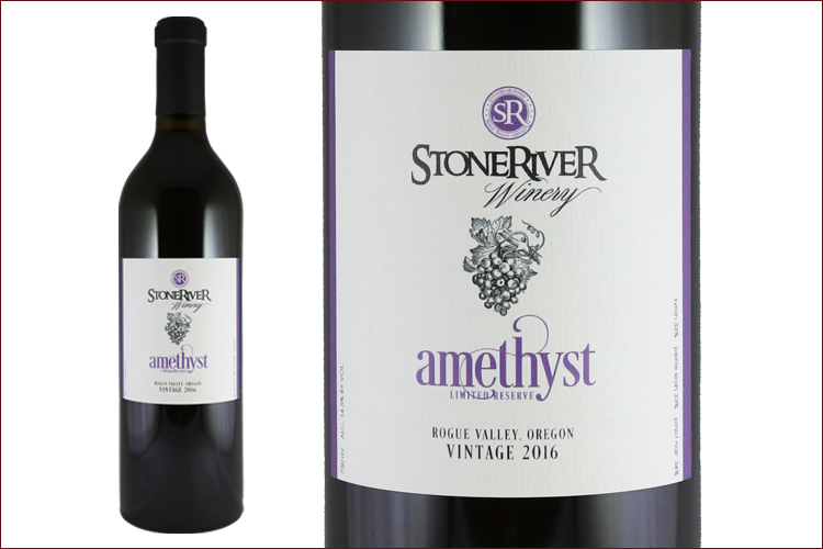 StoneRiver Winery 2016 Amethyst Blend