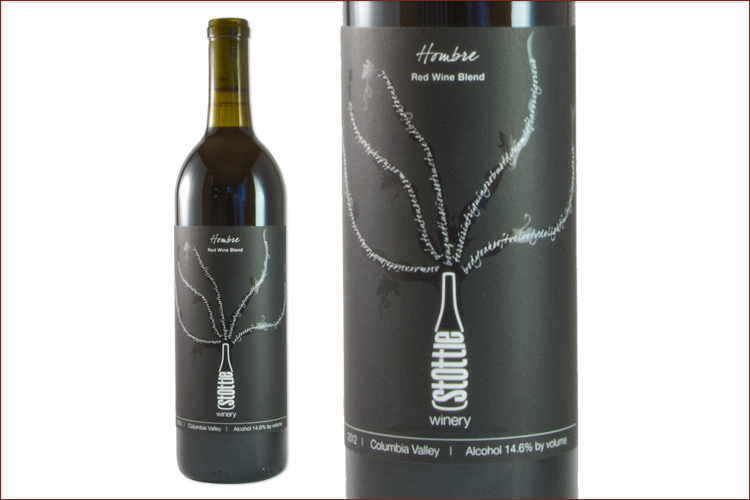 Stottle Winery 2012 Hombre Red Wine Blend