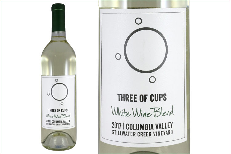 Three of Cups 2017 White Wine Blend