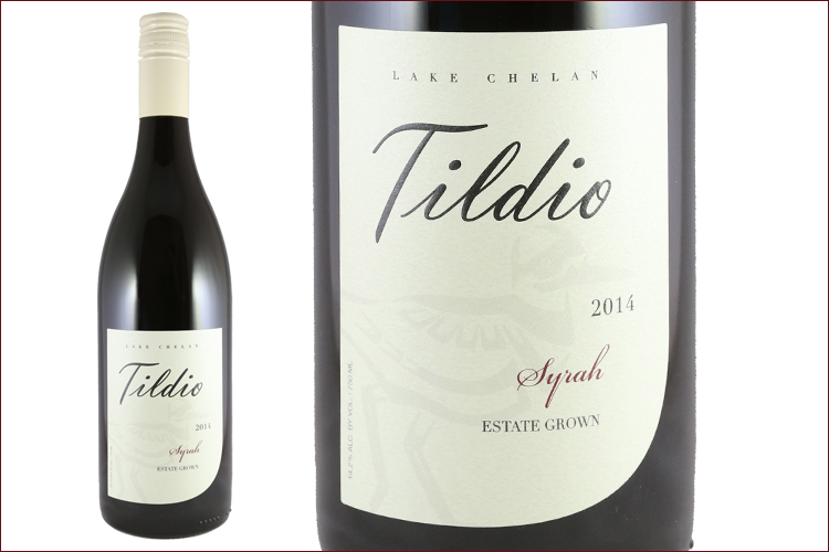 Tildio Winery 2014 Estate Syrah