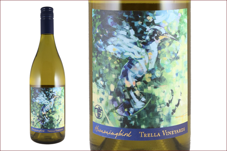 Trella Vineyards 2017 Hummingbird