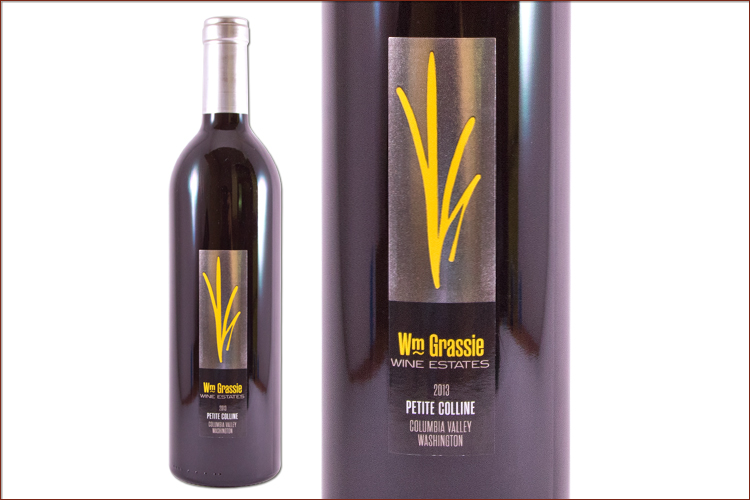 William Grassie Wine Estates 2013 Petite Colline