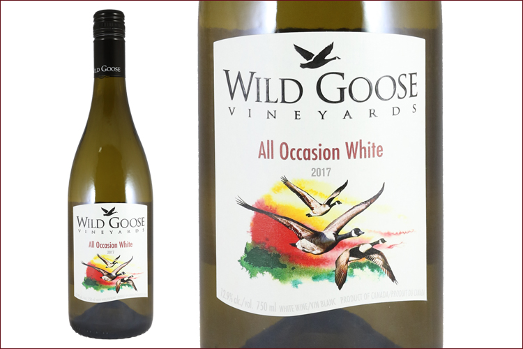 Wild Goose Winery 2017 All Occasion White