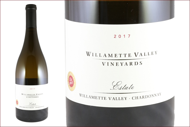 Willamette Valley Vineyards 2017 Estate Chardonnay