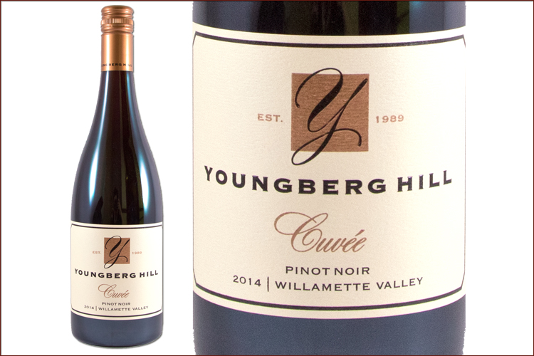 Youngberg Hill 2014 Cuvee Pinot Noir