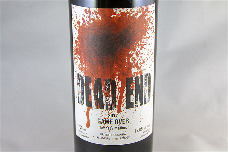 Forbidden Fruit Winery 2017 Dead End Game Over