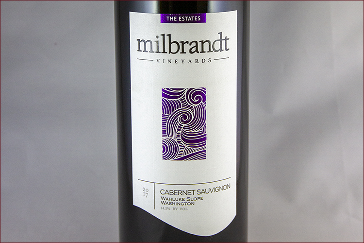 Milbrandt 2017 The Estates Cabernet Sauvignon