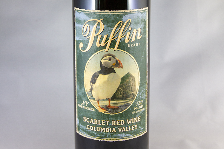 Puffin Wines Scarlet Red Wine (non-vintage)