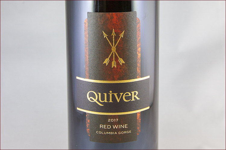 Stave & Stone Winery 2017 Quiver Red Wine